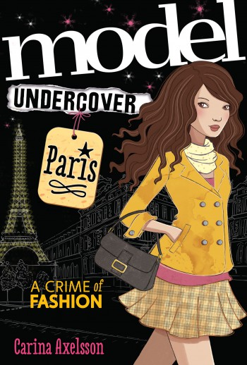 Model Undercover: Paris by Carina Axelsson