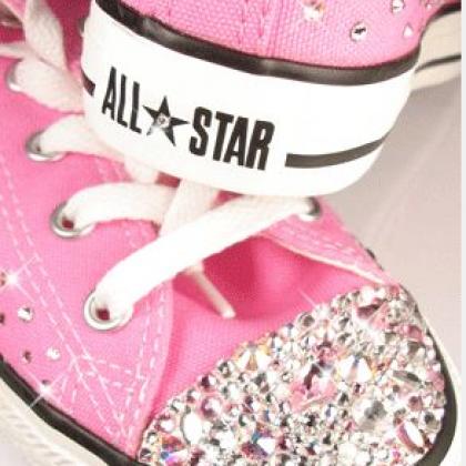 I love a fun sneaker!