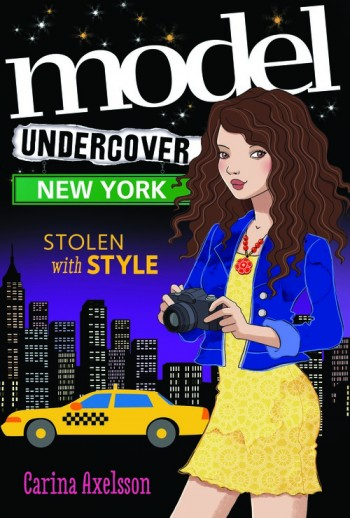Model Undercover: New York by Carina Axelsson