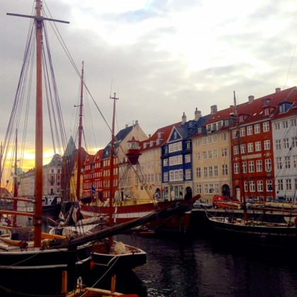 Pretty Copenhagen!