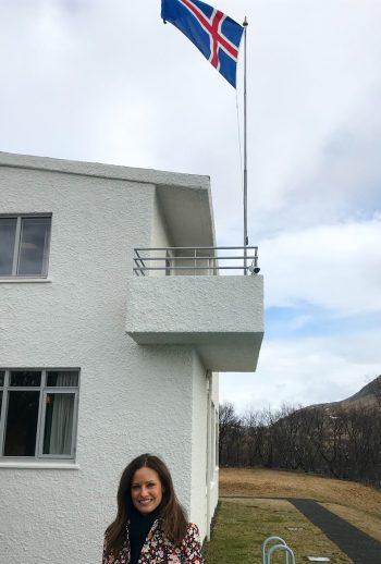 Carina Axelsson Icelandic Book Tour