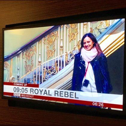 Carina Axelsson BBC Breakfast Show