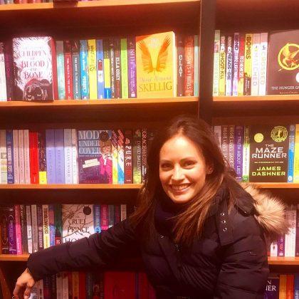 Carina Axelsson Books author