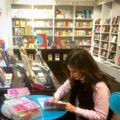 Carina Axelsson Nomad Bookstore