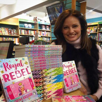 Carina Axelsson Kew Bookstore