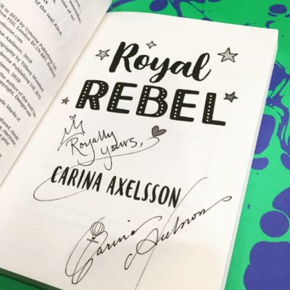 Carina Axelsson Royal Rebel